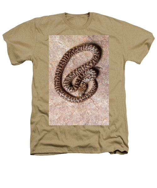 Spotted Python Antaresia Maculosa Top Heathers T-Shirt