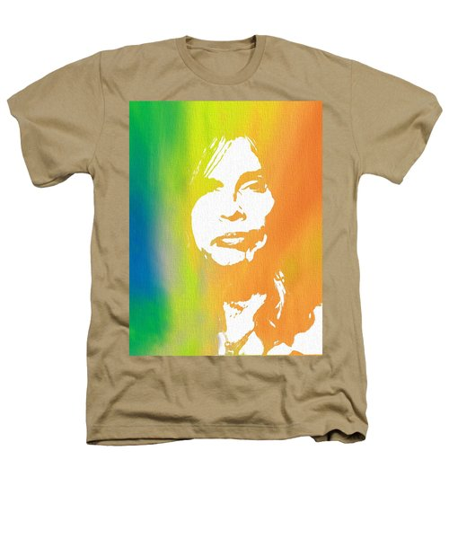 Steven Tyler Canvas Heathers T-Shirt