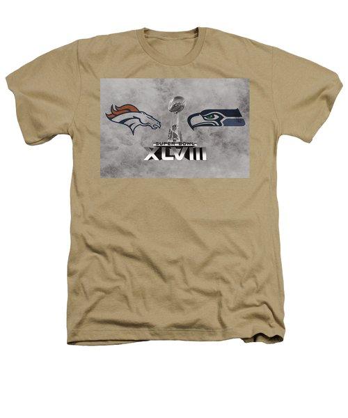 Super Bowl Xlvlll Heathers T-Shirt