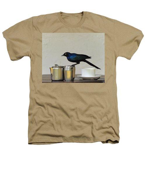 Tea Time In Kenya Heathers T-Shirt