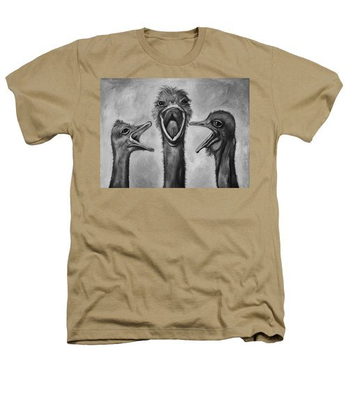 The 3 Tenors Bw Heathers T-Shirt