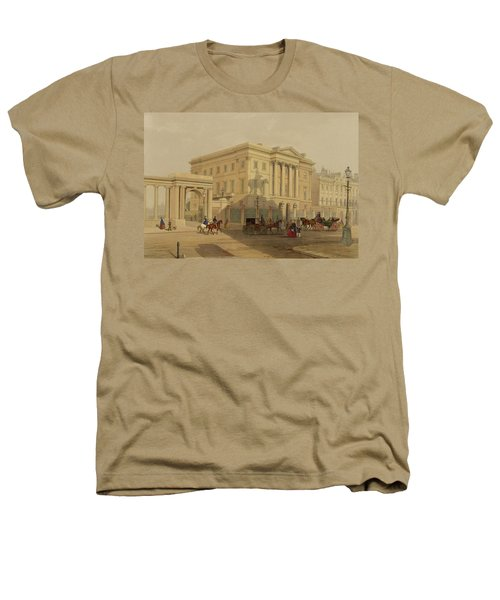 The Exterior Of Apsley House, 1853 Heathers T-Shirt by English School