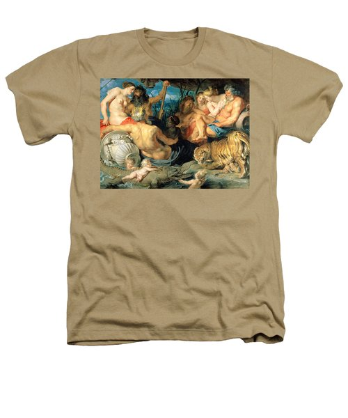 The Four Continents, 1615 Heathers T-Shirt