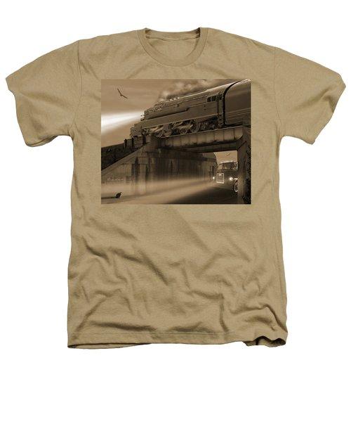 The Overpass 2 Heathers T-Shirt