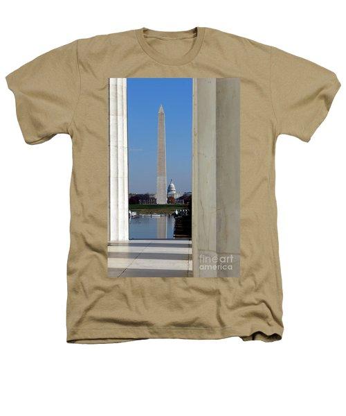 Washington Landmarks Heathers T-Shirt