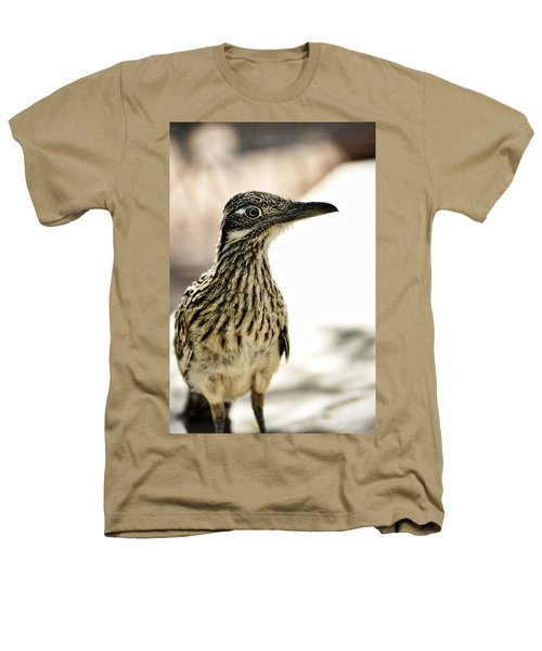 Greater Roadrunner  Heathers T-Shirt