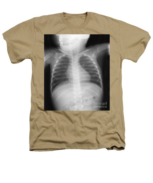 Swallowed Nail Heathers T-Shirt by Ted Kinsman