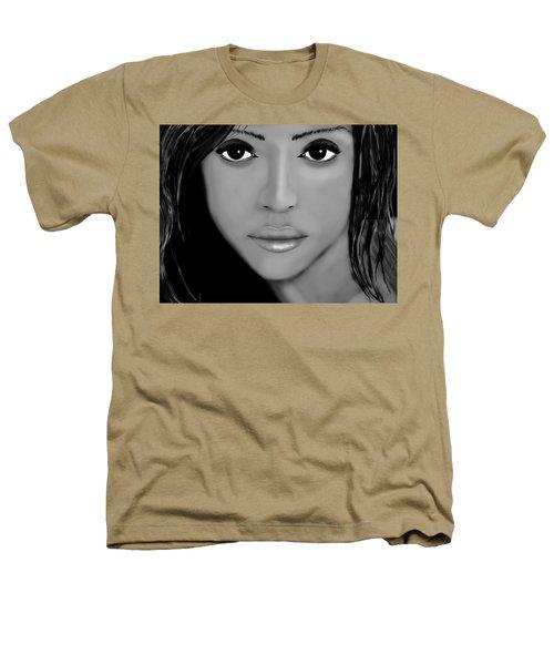 Jessica Alba  Heathers T-Shirt by Mathieu Lalonde