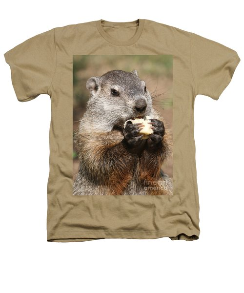Animal - Woodchuck - Eating Heathers T-Shirt