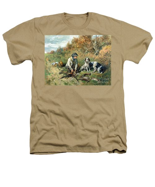 The Day's Bag Heathers T-Shirt