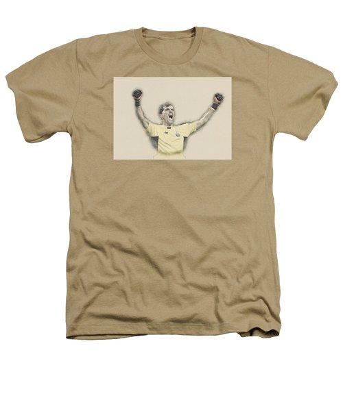 Iker Casillas  Heathers T-Shirt