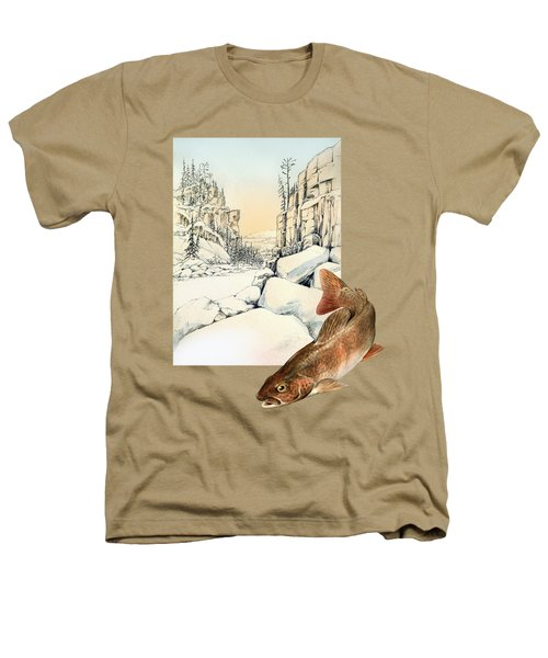 Lenok Heathers T-Shirt by Alexandra Panaiotidi