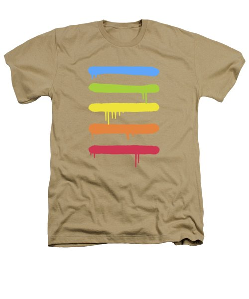 Trendy Cool Graffiti Tag Lines Heathers T-Shirt by Philipp Rietz