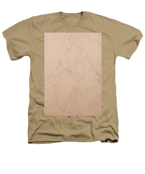Adele Bloch Bauer Heathers T-Shirt by Gustav Klimt