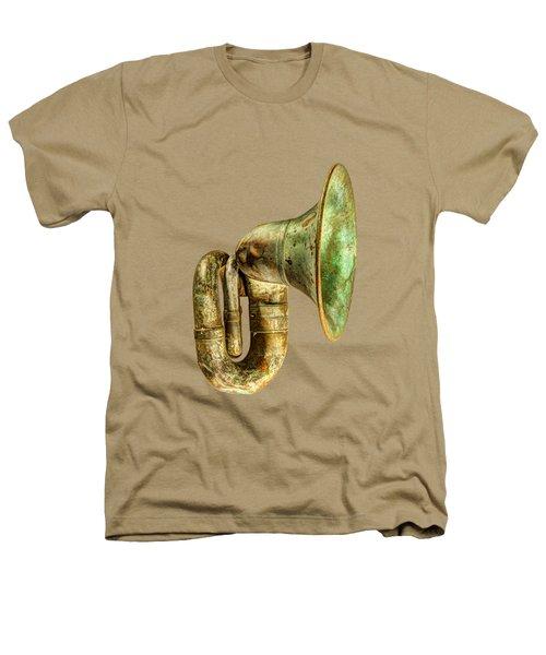 Antique Brass Car Horn Heathers T-Shirt