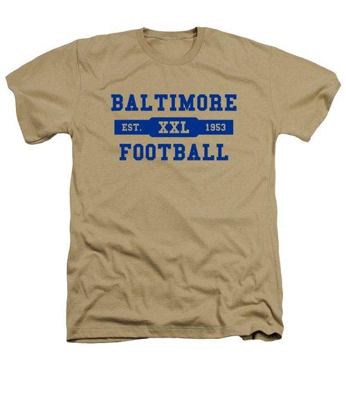Baltimore Colts Retro Shirt Heathers T-Shirt