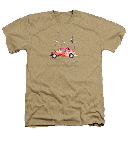 Suriale Cars  Heathers T-Shirt by Mark Ashkenazi