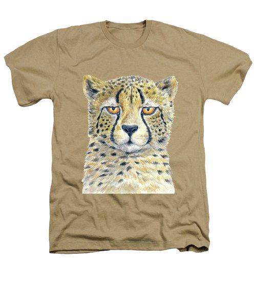 Cheetah Heathers T-Shirt by Katerina Kirilova