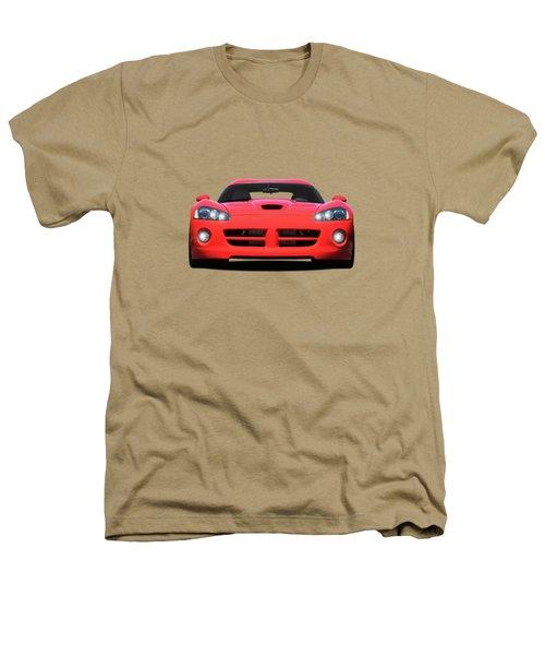 Dodge Viper Heathers T-Shirt by Mark Rogan