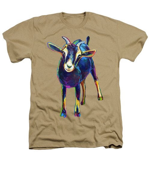 Gertie, The Goat Heathers T-Shirt