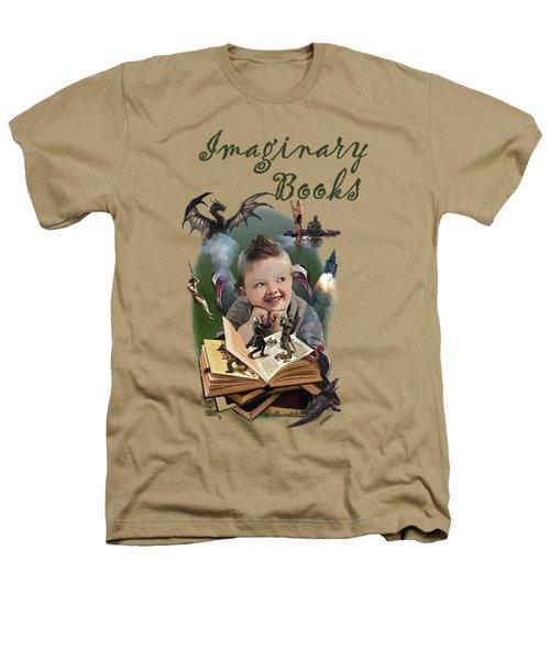 Imaginary Books Heathers T-Shirt by Joseph Juvenal
