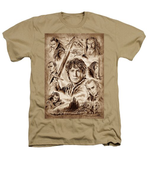 Middle Earth Heathers T-Shirt