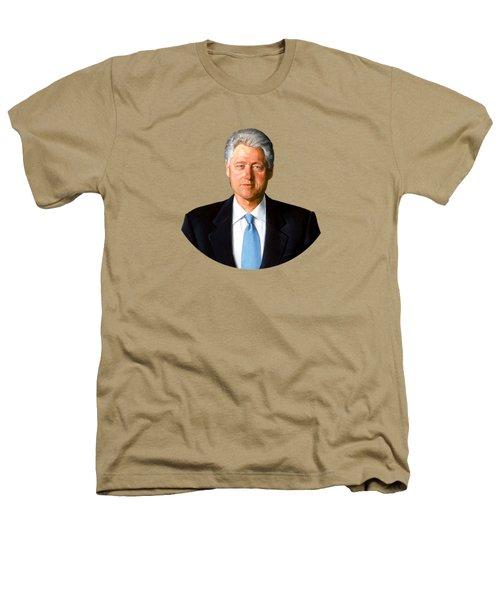 President Bill Clinton Heathers T-Shirt