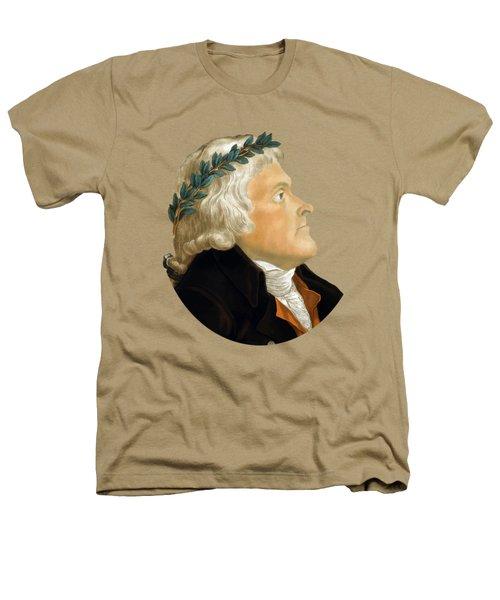 President Thomas Jefferson - Two Heathers T-Shirt