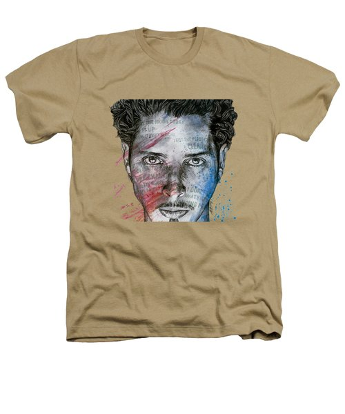 Pretty Noose - Tribute To  Chris Cornell Heathers T-Shirt