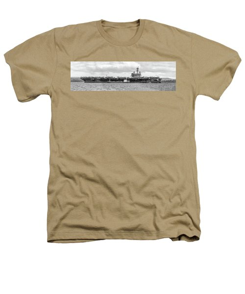 Uss George H.w Bush. Heathers T-Shirt