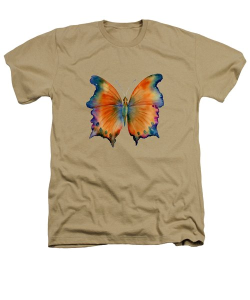 1 Wizard Butterfly Heathers T-Shirt by Amy Kirkpatrick