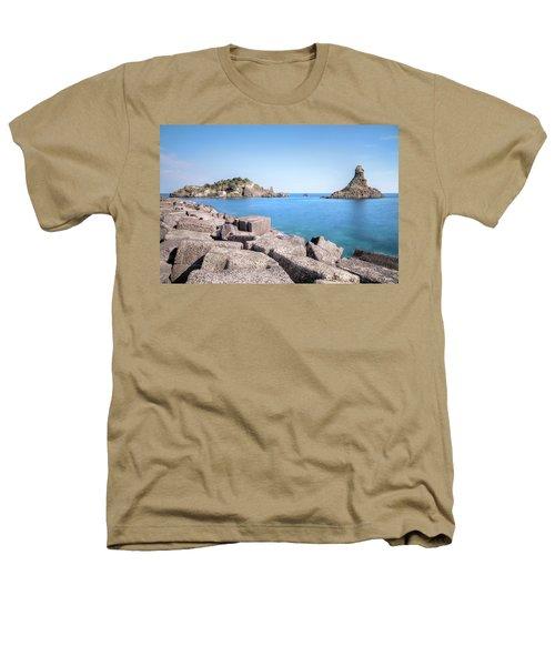 Aci Trezza - Sicily Heathers T-Shirt by Joana Kruse