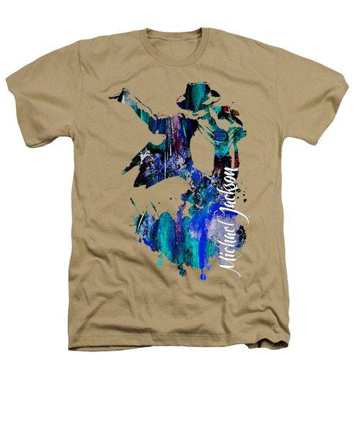 Michael Jackson Collection Heathers T-Shirt