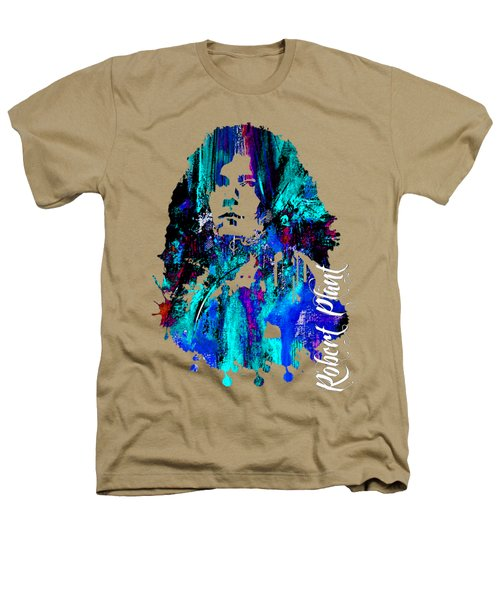 Robert Plant Collection Heathers T-Shirt by Marvin Blaine