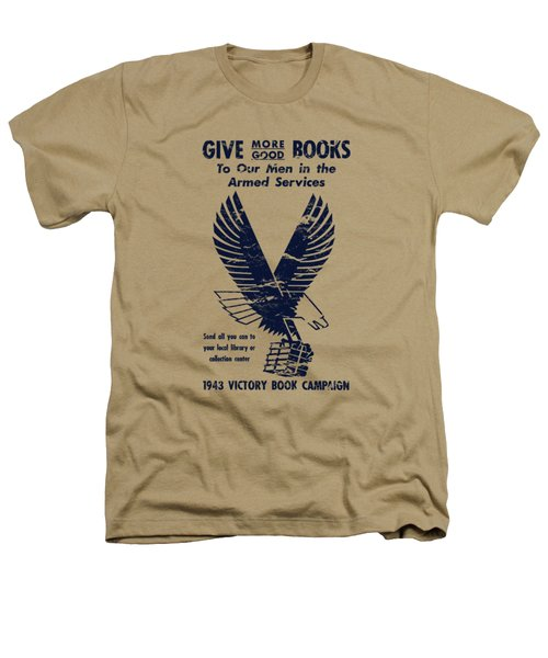 1943 Victory Book Campaign Heathers T-Shirt