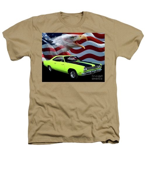 1969 Plymouth Road Runner Tribute Heathers T-Shirt