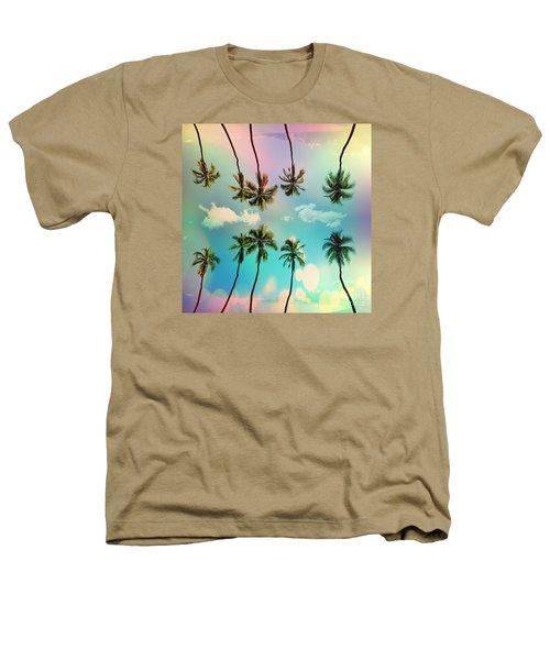 Florida Heathers T-Shirt by Mark Ashkenazi