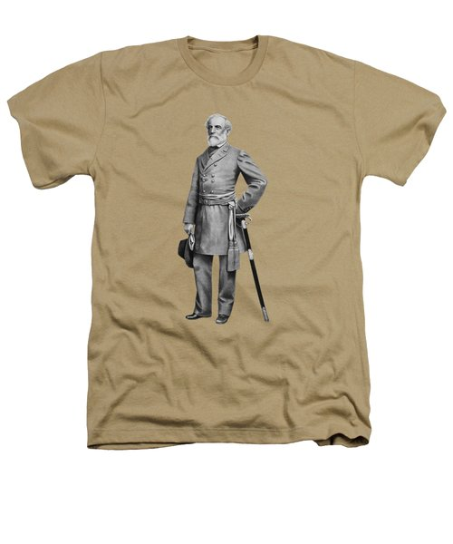 General Robert E. Lee Heathers T-Shirt by War Is Hell Store