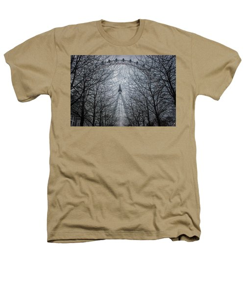 London Eye Heathers T-Shirt by Martin Newman