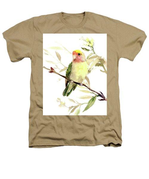 Lovebird Heathers T-Shirt by Suren Nersisyan