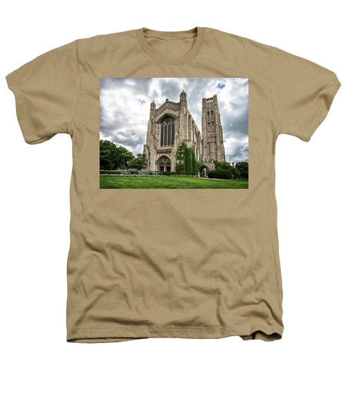 Rockefeller Chapel Chicago Heathers T-Shirt
