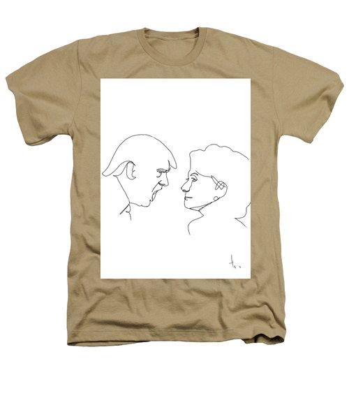 2016 Election Heathers T-Shirt by Harold Belarmino