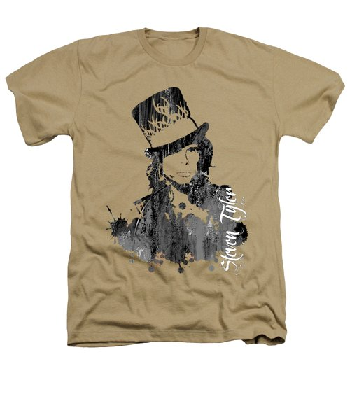 Steven Tyler Collection Heathers T-Shirt by Marvin Blaine
