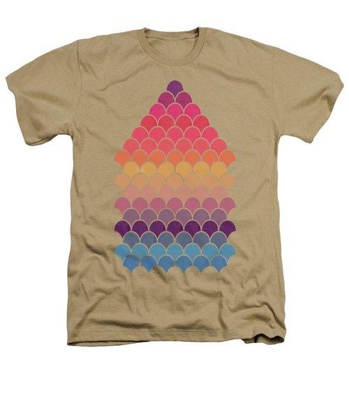 Lovely Pattern Heathers T-Shirt by Amir Faysal