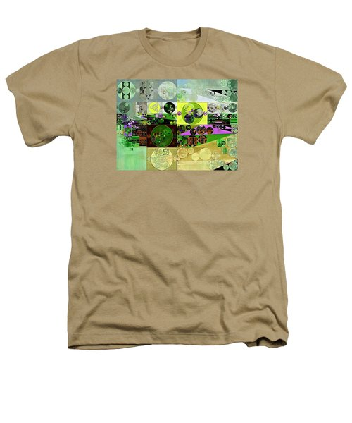 Abstract Painting - Black Bean Heathers T-Shirt