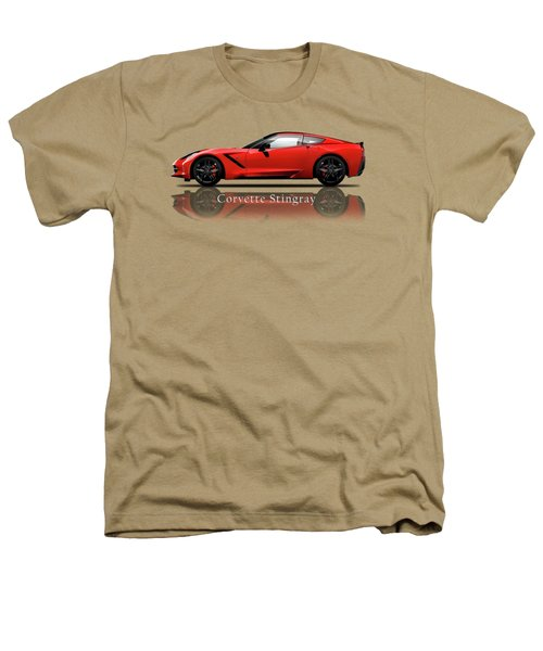 Chevrolet Corvette Stingray Heathers T-Shirt