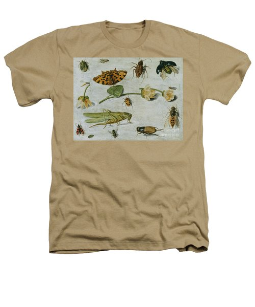 Insects Heathers T-Shirt