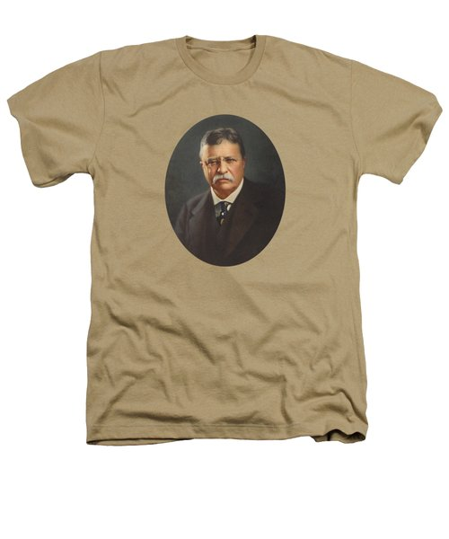 President Theodore Roosevelt  Heathers T-Shirt by War Is Hell Store