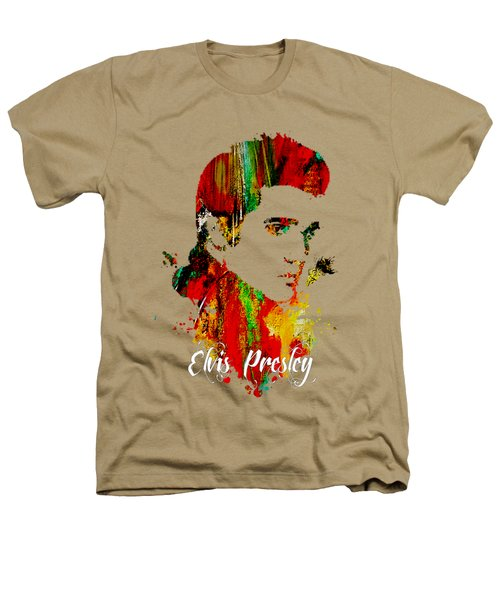 Elvis Presley Collection Heathers T-Shirt