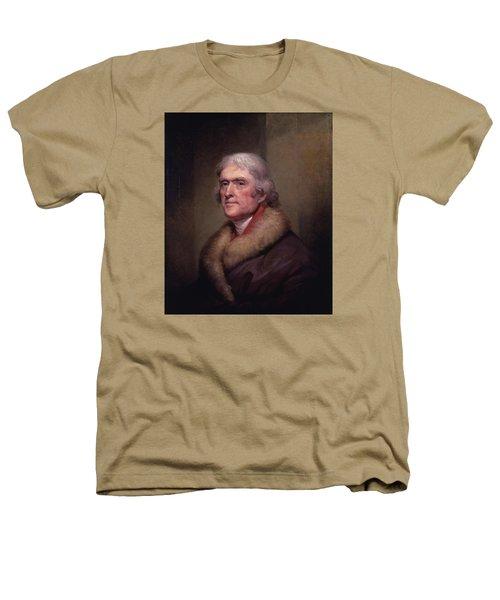 President Thomas Jefferson Heathers T-Shirt